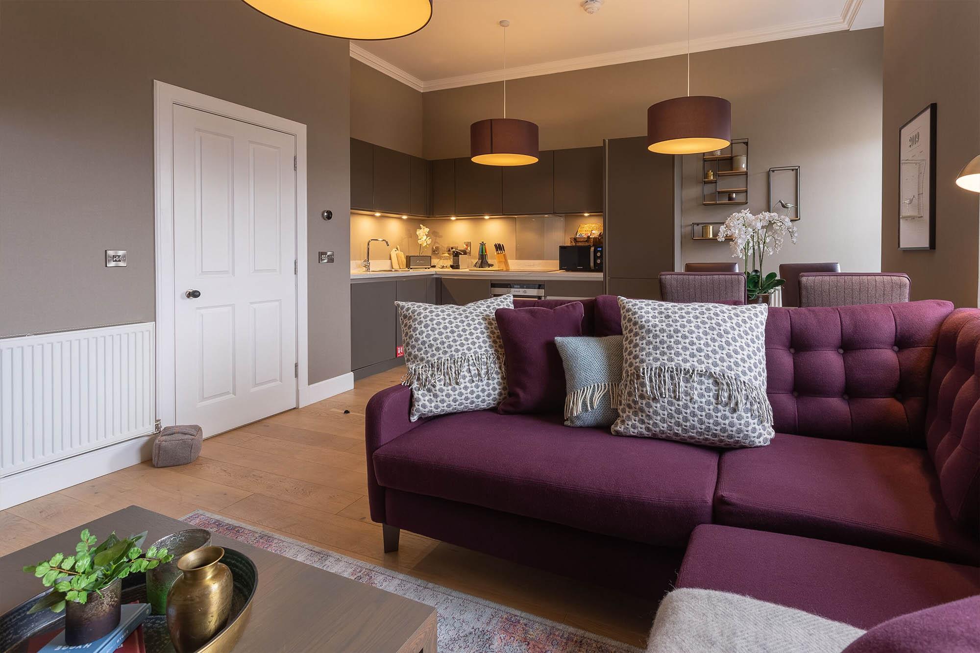 No.1 Apartments Edinburgh